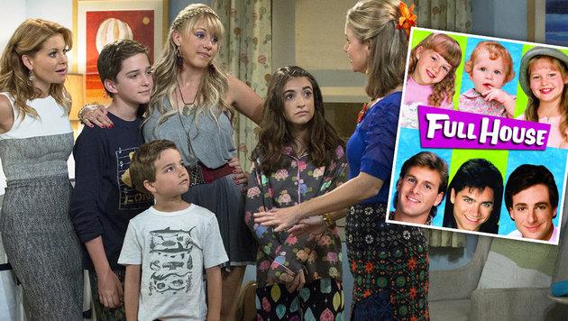 """7 Dinge, die Sie nicht über """"Full House"""" wussten (Bild: Netflix, Warner Home Video)"""