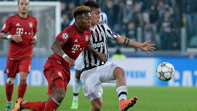 Alabas Nachtausflug in Turin bleibt ohne Folgen (Bild: AP)