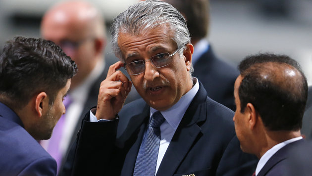 Scheich Salman (Bild: AP)