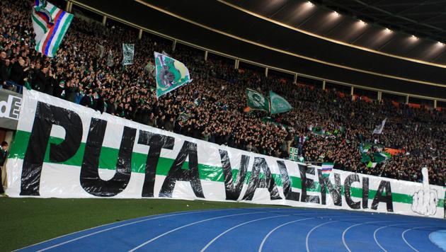 """Rapid will Fans """"nicht pauschal verurteilen"""" (Bild: GEPA)"""