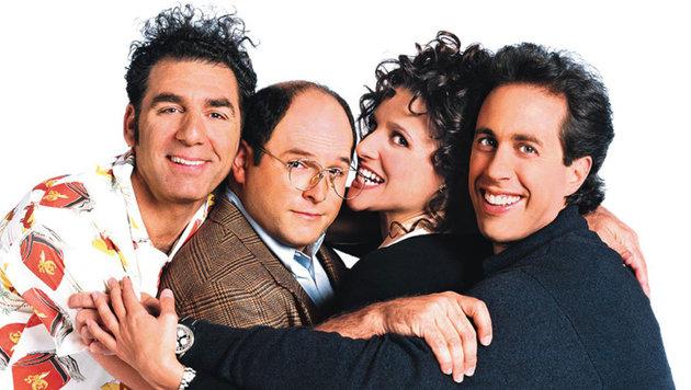 """""""Seinfeld"""" (Bild: NBC)"""