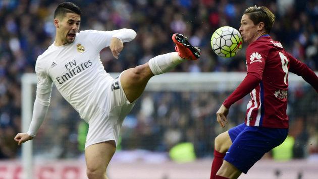 HIER schießt Atletico Real Madrid aus Titelkampf! (Bild: AFP or licensors)