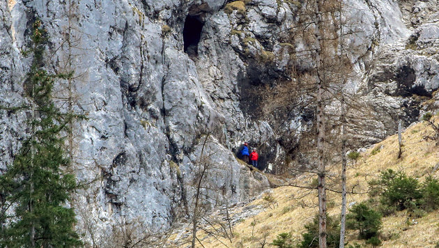 Forscher (54) stirbt in Armen seiner Bergkameraden (Bild: Matthias Lauber)