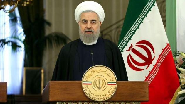 Irans Präsident Hassan Rohani steht für eine Politik der Öffnung. (Bild: AFP)