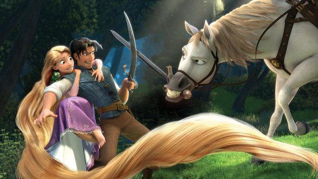 """Rapunzel - Neu verföhnt"" (Bild: Disney)"