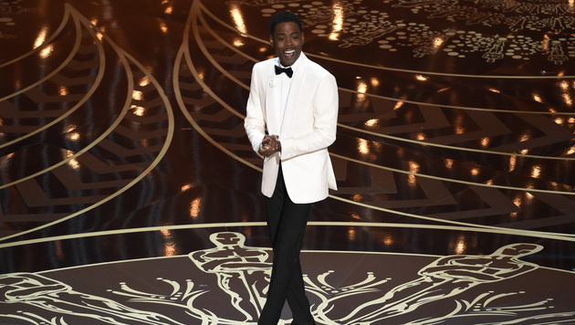Oscar-Moderator Chris Rock (Bild: Chris Pizzello/Invision/AP)