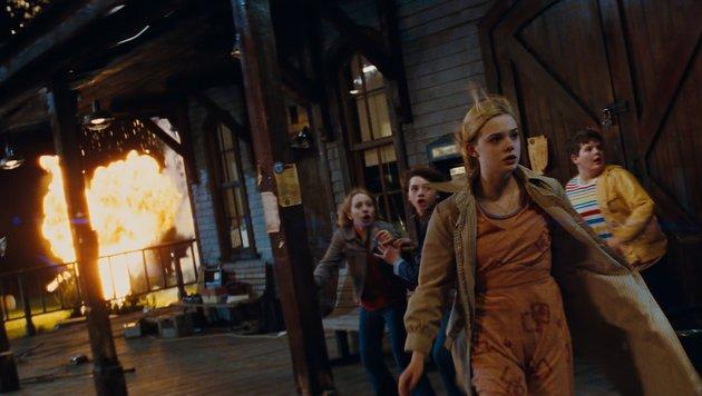 """""""Super 8"""" (Bild: Paramount Pictures)"""