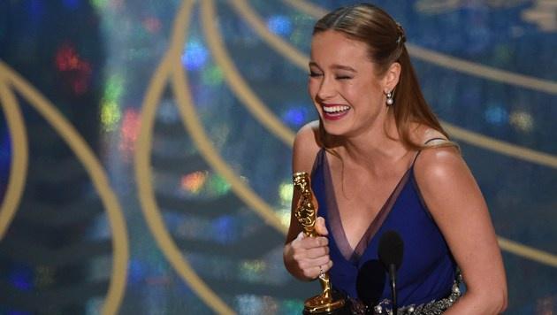 Brie Larson (Bild: APA/AFP/MARK RALSTON)
