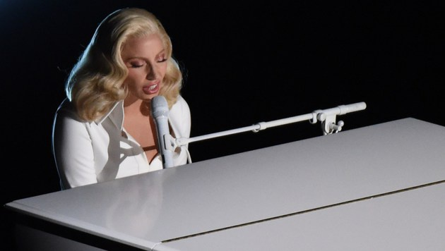 Lady Gaga (Bild: APA/AFP/MARK RALSTON)