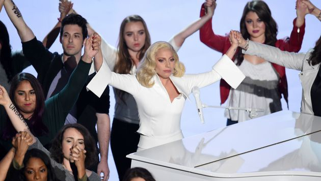 Lady Gaga (Bild: APA/AFP/GETTY IMAGES/KEVIN WINTER)