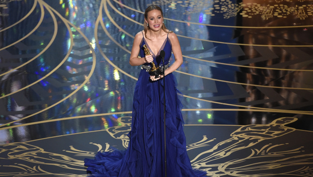 Brie Larson (Bild: Chris Pizzello/Invision/AP)