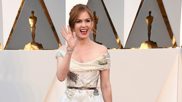 Isla Fisher (Bild: Jordan Strauss/Invision/AP)