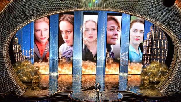 Wer kriegt den Oscar als beste Hauptdarstellerin? (Bild: APA/AFP/MARK RALSTON)