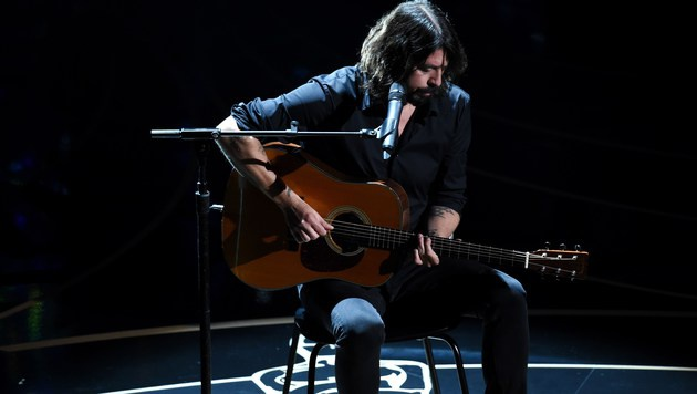Dave Grohl (Bild: Chris Pizzello/Invision/AP)