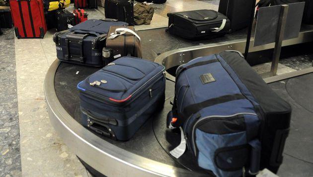 Schalttag nicht erkannt: 1200 Koffer gestrandet (Bild: APA/BARBARA GINDL (Symbolbild))