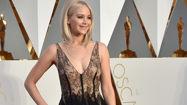 Jennifer Lawrence (Bild: Jordan Strauss/Invision/AP)