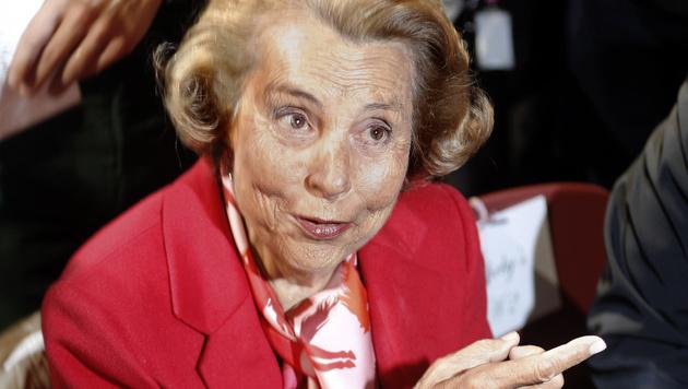 L'Oréal-Erbin Liliane Bettencourt (Bild: FRANCOIS GUILLOT/AFP/picturedesk.com)