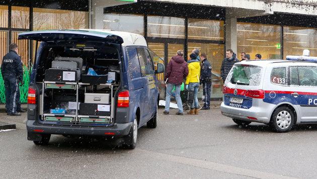 Pensionist tot auf Gehsteig gefunden - erfroren (Bild: APA/FOTOKERSCHI.AT/KLAUS MADER)