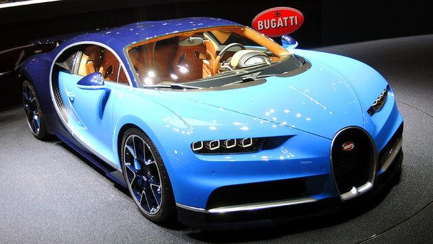 Bugatti Veyron 1500 Ps