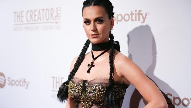 Katy Perry (Bild: Rich Fury/Invision/AP)