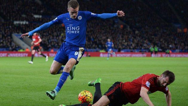 Leicester patzt im Titelkampf! 2:2 gegen West Brom (Bild: APA/AFP/OLI SCARFF)