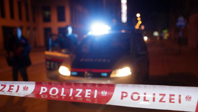 Polizei-Großeinsatz nach Streit in Flüchtlingsheim (Bild: APA/Philipp Schalber (Symbolbild))