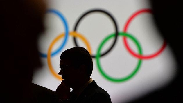 Rom legt Veto gegen Olympia-Bewerbung 2024 ein (Bild: dpa/Arne Dedert)