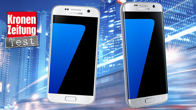 Samsung Galaxy S7: Die neue Android-Referenz? (Bild: Samsung, thinkstockphotos.de)
