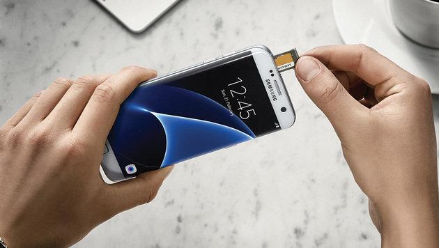 Samsung steigert Gewinn dank Cash-Cow Galaxy S7 (Bild: Samsung)