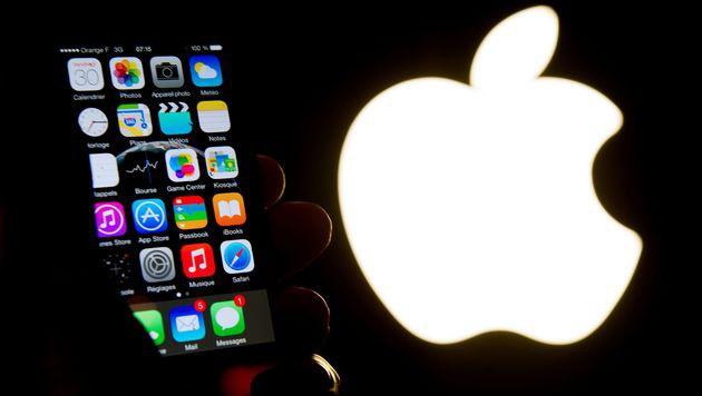 Teilerfolg für Apple in Streit um iPhone-Sperre (Bild: AFP)