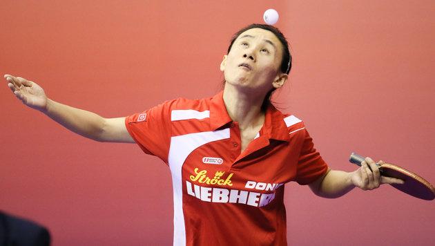Liu Jia (Bild: GEPA)