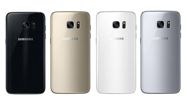 Samsung Galaxy S7: Die neue Android-Referenz? (Bild: Samsung)