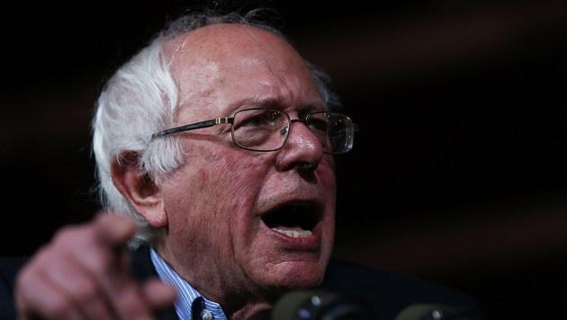 Bernie Sanders (Bild: APA/AFP/Getty Images/Spender Platt)