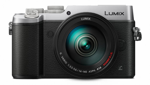 Systemkamera mit OLED-Sucher: Lumix GX8H im Test (Bild: Panasonic)