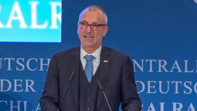 D: Grünen-Politiker Beck mit Drogen erwischt (Bild: facebook.com/VolkerBeck)