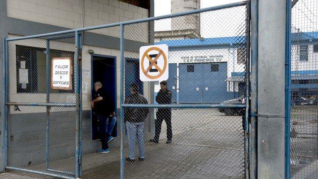 Facebook-Manager in Brasilien verhaftet (Bild: APA/AFP/NELSON ALMEIDA)