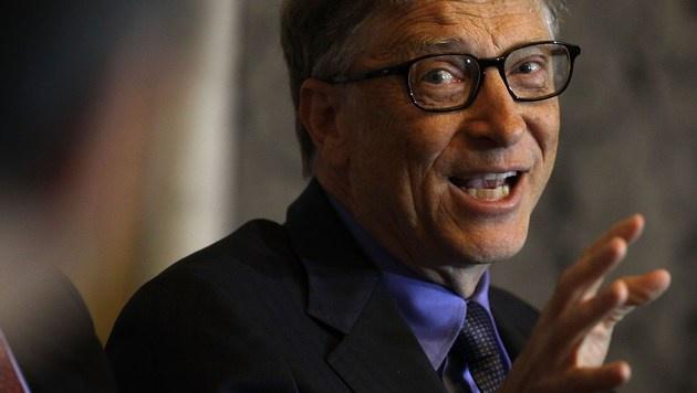 Gates bleibt reichster Mensch, Zuckerberg holt auf (Bild: APA)