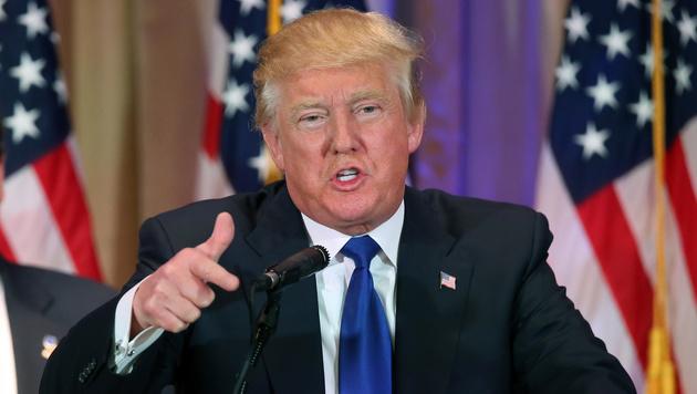 Donald Trump (Bild: AP)