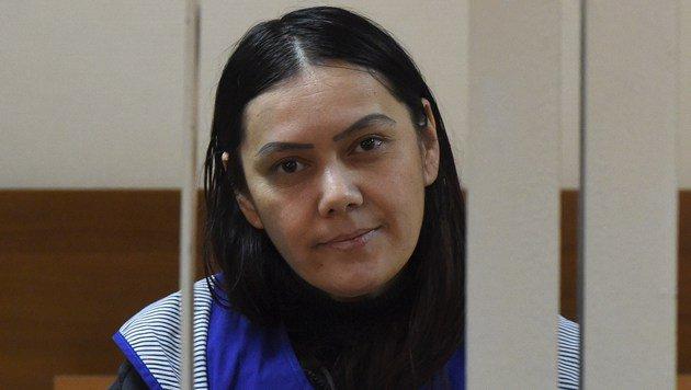 Das 38-jährige Kindermädchen soll seit Längerem an Schizophrenie leiden. (Bild: APA/AFP/VASILY MAXIMOV)