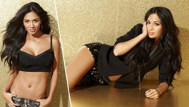 """Nicole Scherzinger im """"Dirty Dancing""""-Remake! (Bild: Viennareport)"""