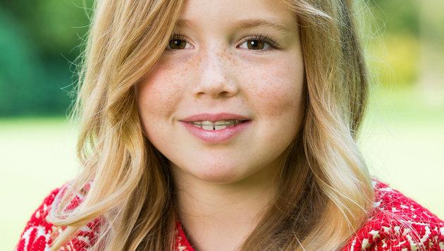 Prinzessin Alexia (Bild: ©Jeroen van der Meyde/koninklijkhuis.nl)