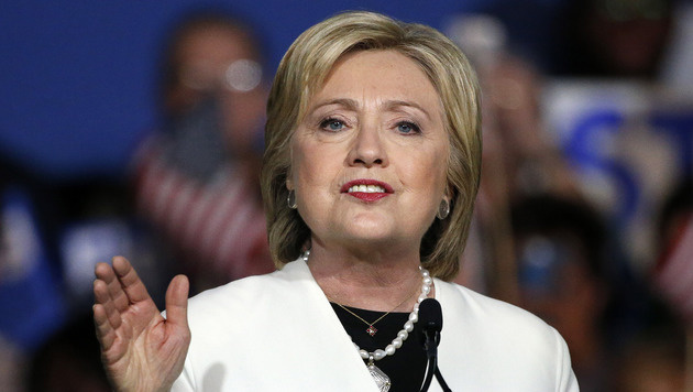 Hillary Clinton (Bild: AFP)