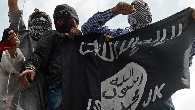 Diese Gemeinsamkeiten haben junge Terroristen (Bild: AFP (Symbolbild))
