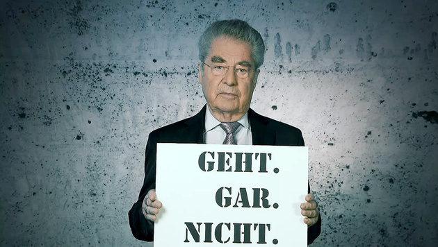 Heinz Fischer (Bild: ORF)