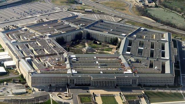 Das US-Verteidigungsministerium in Arlington (Virginia) an der Grenze zu Washington, D.C. (Bild: AFP)
