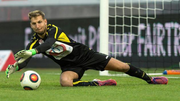 Louis Schaub erstmals im Kader des Nationalteams (Bild: APA/DIETMAR STIPLOVSEK)