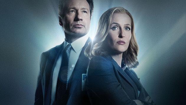 """""""Akte X"""": Agent Mulder ermittelt im Drogenrausch (Bild: Fox)"""