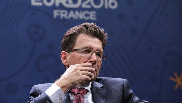 EURO 2016: Geisterspiele wegen Terrorgefahr? (Bild: AP)