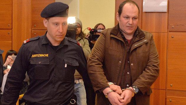 Lebenslange Haft für Mord in Schrebergarten (Bild: zeitungsfoto.at/Daniel Liebl)