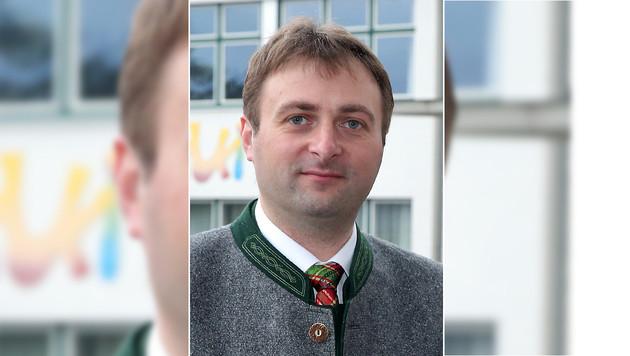 Bürgermeister Franz Eisl (Bild: ÖVP St. Wolfgang)